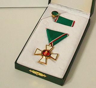 Állami kitüntetésben részesült dr. Katona Tamás János