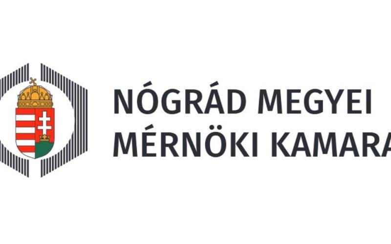 A Nógrád Megyei Mérnöki Kamara Tavaszi Mérnöknapi meghívója+jelentkezési lap