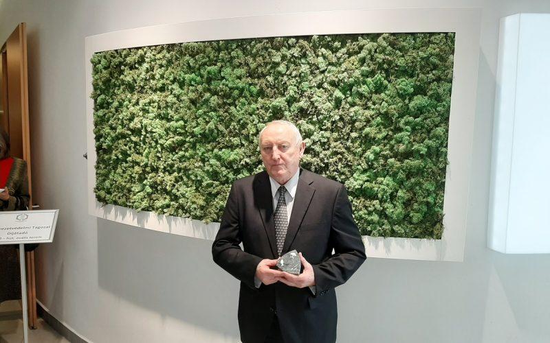 Környezetvédelmi Tagozat: díjátadó